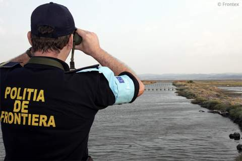 Border control / Frontex