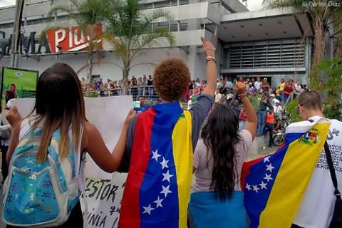 Venezuela strikes