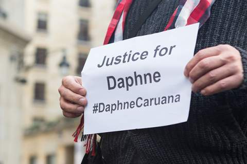 Justice for Daphne Caruana Galizia