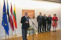 Commemoration of the Baltic deportations