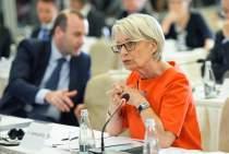 Vorstandssitzung der EVP-Fraktion in Bukarest, Rumänien