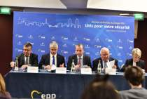 EPP Group Bureau Meeting, Lyon, France