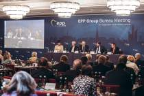 EPP Group Bureau Meeting in Vienna