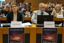 EPP Group Hearing on the Internal Energy Market - participants