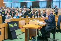 Hearings of the candidates for the new Juncker European Commission