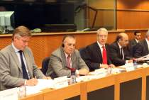 EPP Group meets Euromed Ambassadors in Brussels