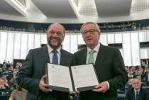 Election de la Commission Juncker