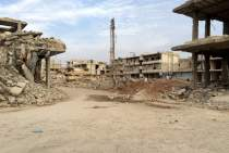 Visit of Jaromír Štětina MEP to Kobani