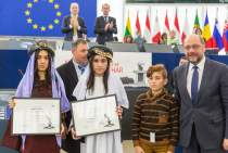Prix Sakharov 2016 pour la liberté de pensée