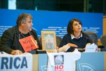 Press conference on Appeal to the European Institutions
