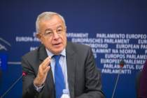 Press conference on the alarming state of the EU budget