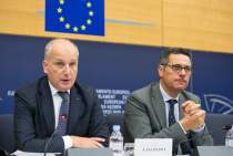Press conference on Immigration in the Mediterranean