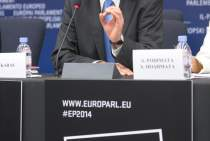 Information campaign leading up to the European elections