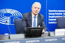 Press conference on the Commission's 2018 progress report on Turkey