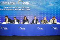 EPP Group Study Days in San Sebastián