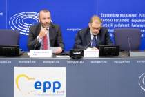 EPP Group Plenary Press Briefing