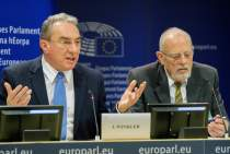 Press conference on the submission of the Minority SafePack ECI and its follow-up in the European Parliament