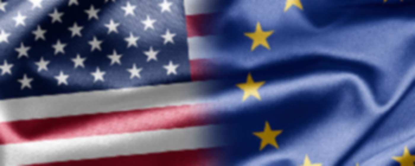 Σημαίες των ΗΠΑ κατης ΕΕ