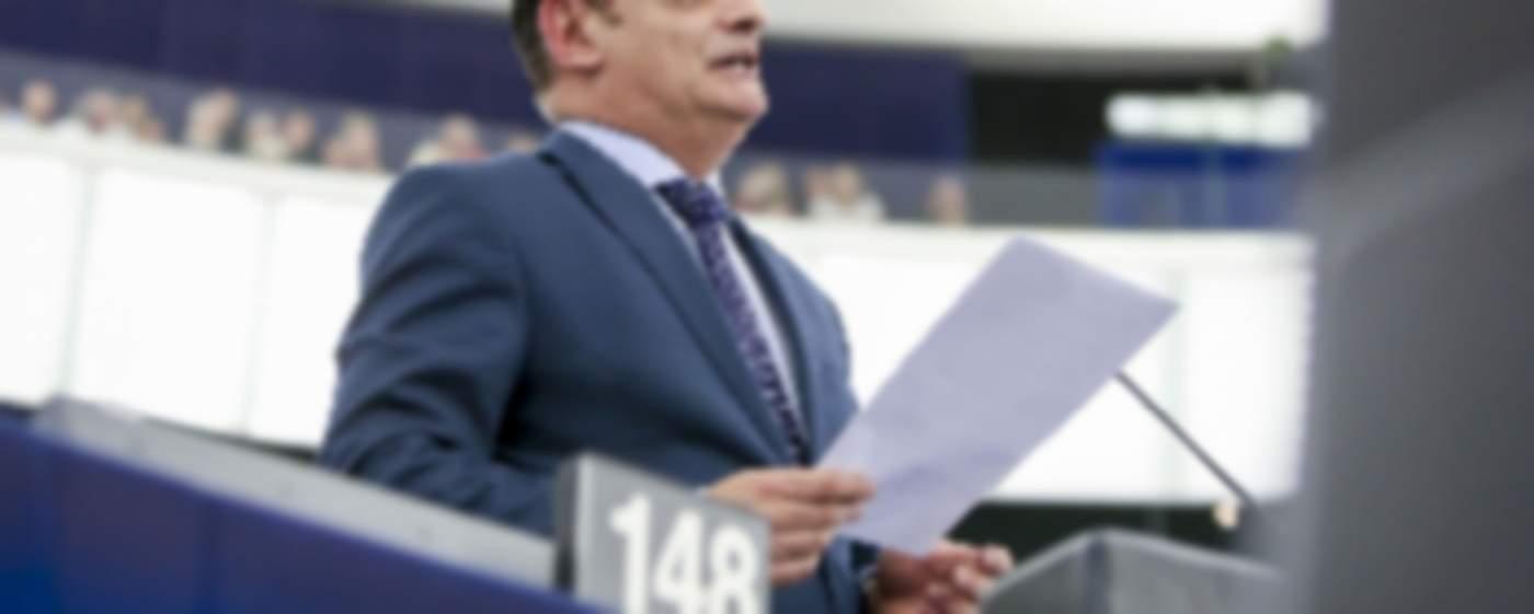 Quaestor Chairperson David Casa MEP