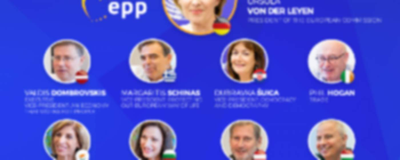 EPP Commissioners-designate