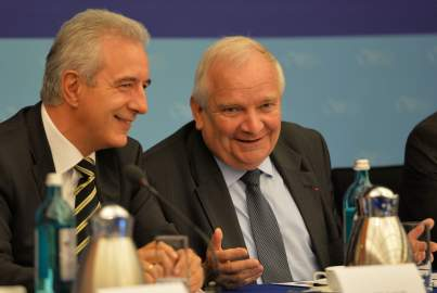 Minister-President of Saxony at the EPP Group Bureau Meeting