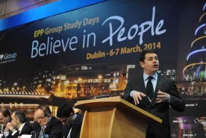 Studientage der EVP-Fraktion in Dublin, Irland