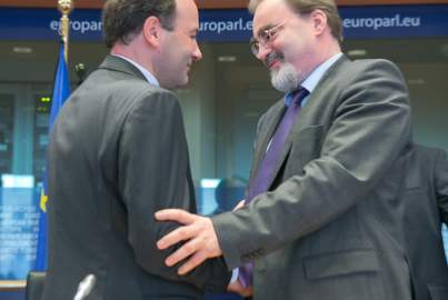 Election of the new EPP Group Chairman
