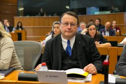 EPP Group Hearing on the Internal Energy Market - Paul Rübig MEP