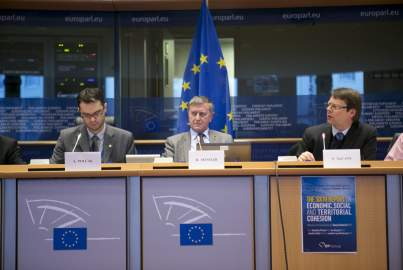 Sixth report on economic, social and territorial cohesion