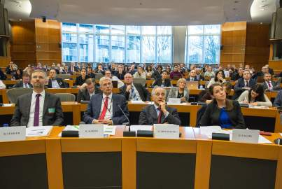 EPP Group Hearing on the Implementation of the Energy Efficiency Directive