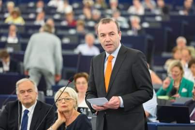 Debatte über die Lage der Union im Europäischen Parlament