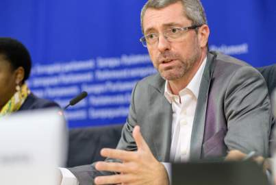 Press conference on the situation of fundamental rights in the EU in 2016