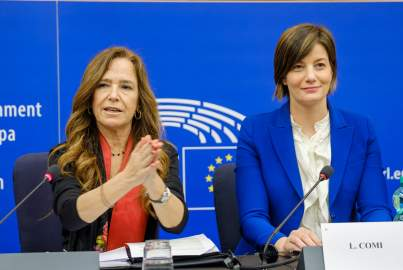 Press conference on stalking crimes and victim protection in the EU
