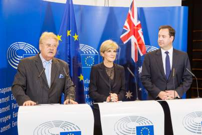 EU-Australia relations