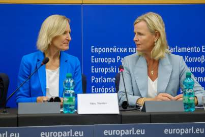 Press conference on ending the clock change in the EU