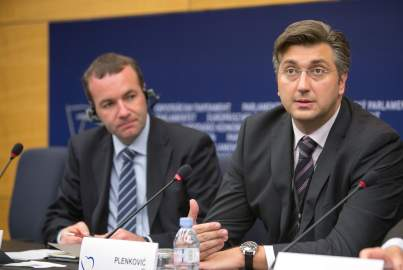 EPP Group July Plenary Briefing