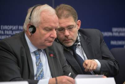 EPP Group Briefing - Chairman Joseph Daul