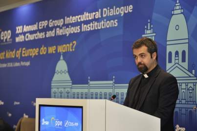 XXI Annual EPP Group Intercultural Dialogue with Churches and Religious Insitutions