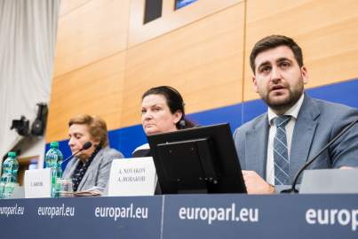 Press conference on common provisions governing 2021-2027 European funds for regional development and cohesion
