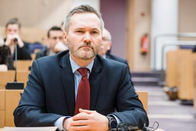 Press conference on the collapse of the rule of law in Poland