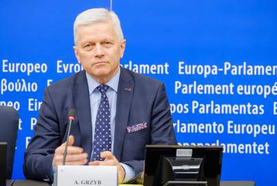 Press conference on the vote on ending the seasonal clock change