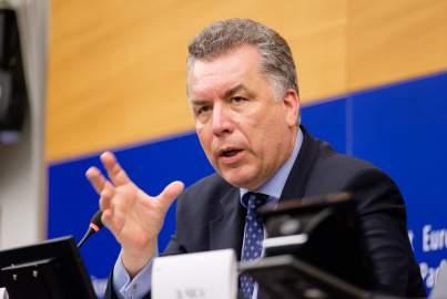 Press conference on Horizon Europe