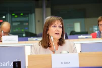 Hearing of Commissioner-designate Dubravka Šuica