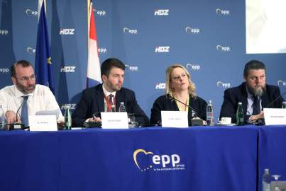 EPP Group Study Days in Zagreb